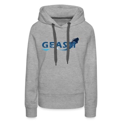 NEW GEASM - Sweat-shirt à capuche Premium pour femmes