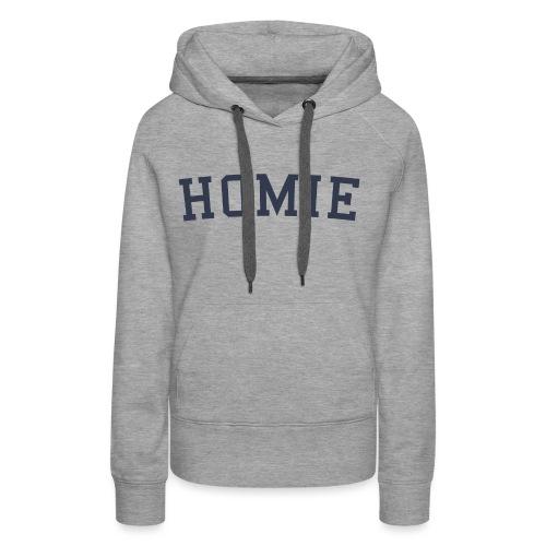 homierent dark - Women's Premium Hoodie