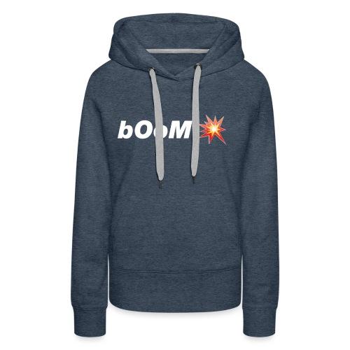 bOoM - Women's Premium Hoodie