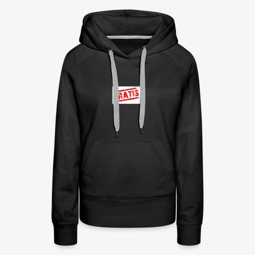 verkopenmetgratis - Vrouwen Premium hoodie