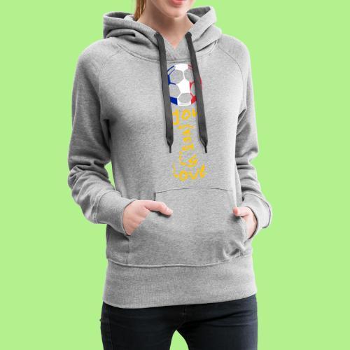 FRANCEtrophyGOLD - NEW! - Women's Premium Hoodie