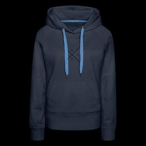 NEXX cross - Vrouwen Premium hoodie