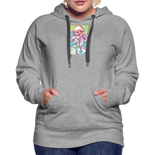 Fun Boy - Women's Premium Hoodie