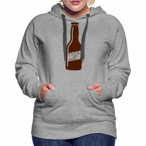 Craftbierlover - Frauen Premium Hoodie