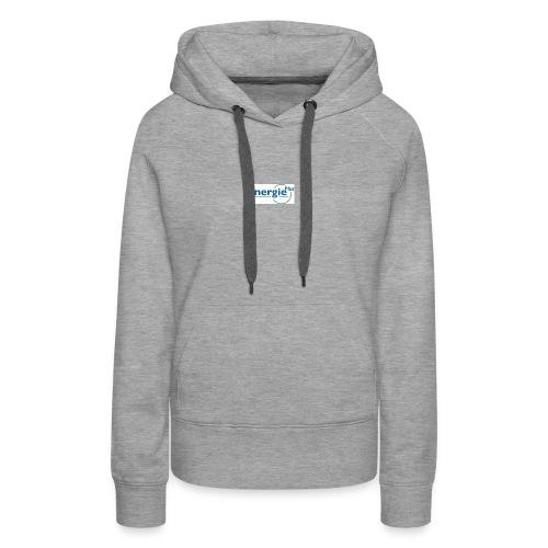 download - Sweat-shirt à capuche Premium pour femmes