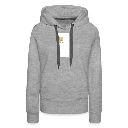 LogoTS - Frauen Premium Hoodie