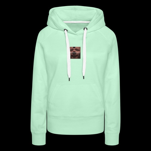 Why be a king when you can be a god - Women's Premium Hoodie