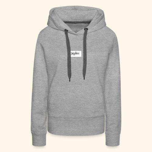 jkpaka076 - Women's Premium Hoodie