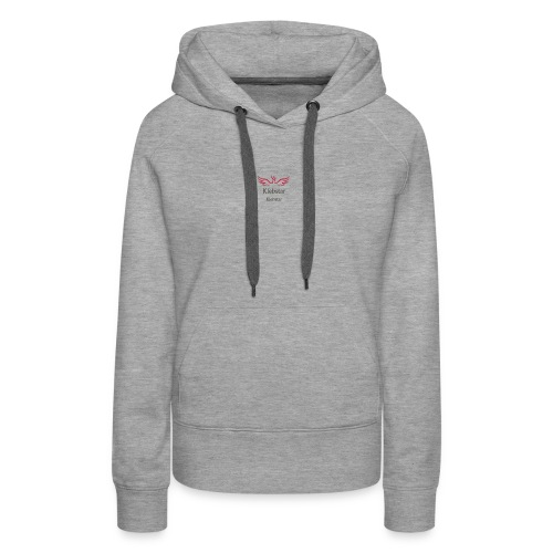 Klebstar - Sweat-shirt à capuche Premium pour femmes