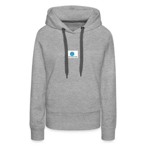 longnoses7amp logo - Women's Premium Hoodie