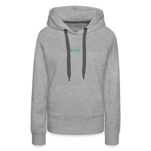 Wavy - Women's Premium Hoodie