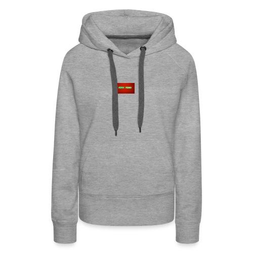 th3XONHT4A - Women's Premium Hoodie