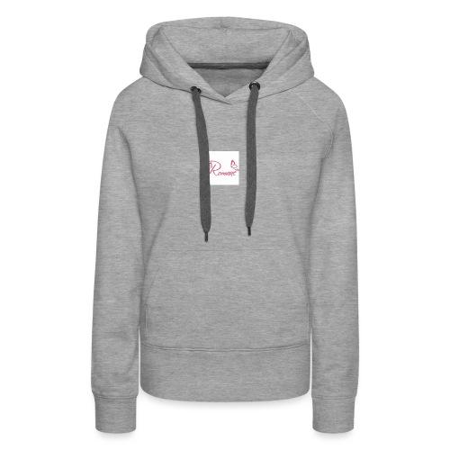 Romane - Sweat-shirt à capuche Premium pour femmes