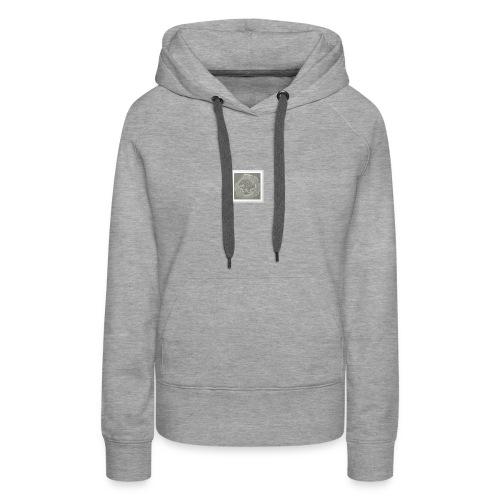 deus dcm zfk prints - Sweat-shirt à capuche Premium pour femmes