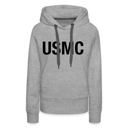 USMC - Women's Premium Hoodie
