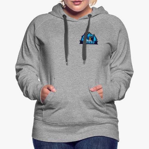 Trikru webshop - Vrouwen Premium hoodie