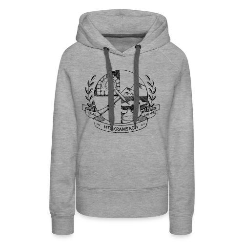 Design von Steffiin Schwarz - Frauen Premium Hoodie