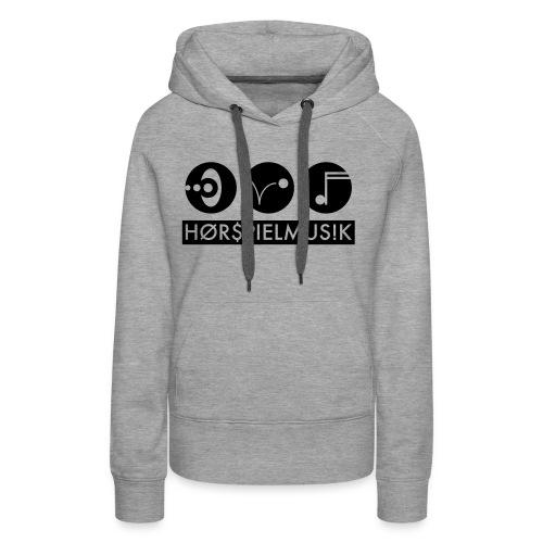 hsm - Frauen Premium Hoodie