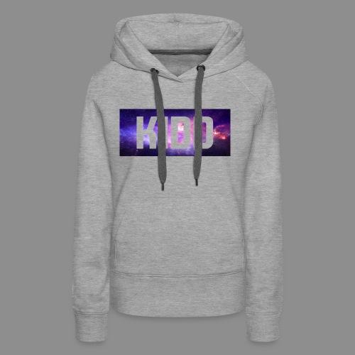 KIDD Galaxy - Women's Premium Hoodie