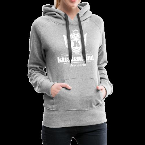 küstenkind - Frauen Premium Hoodie