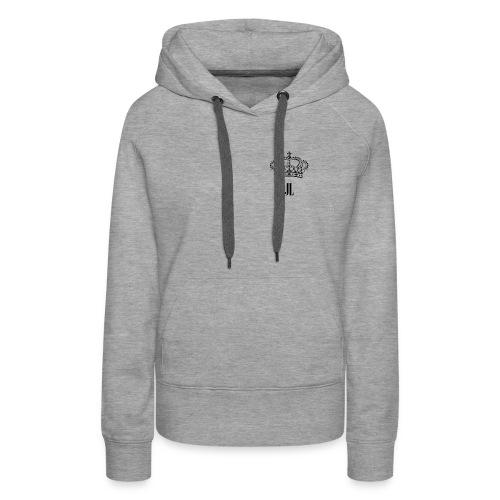 JL collection - Sweat-shirt à capuche Premium pour femmes