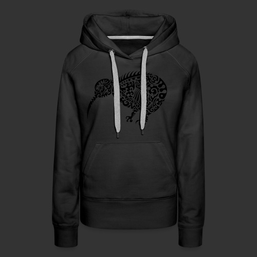 Kiwi Maori - Frauen Premium Hoodie