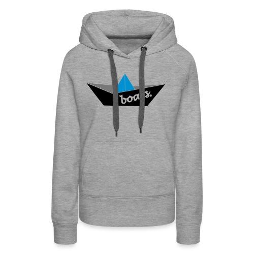 BOOT_FINAL_2 - Frauen Premium Hoodie