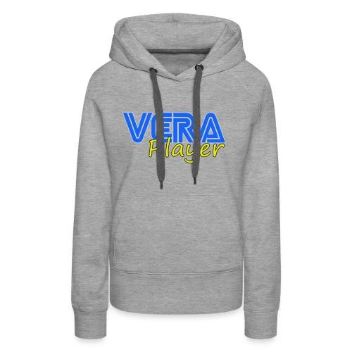 Vera player shop - Sudadera con capucha premium para mujer