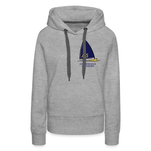 jss logo vec 2 - Frauen Premium Hoodie