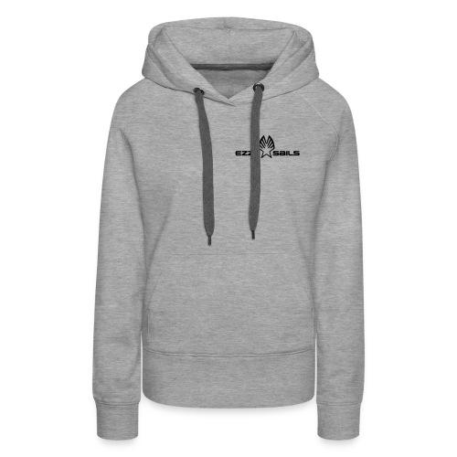 (ezzy_logo) - Frauen Premium Hoodie