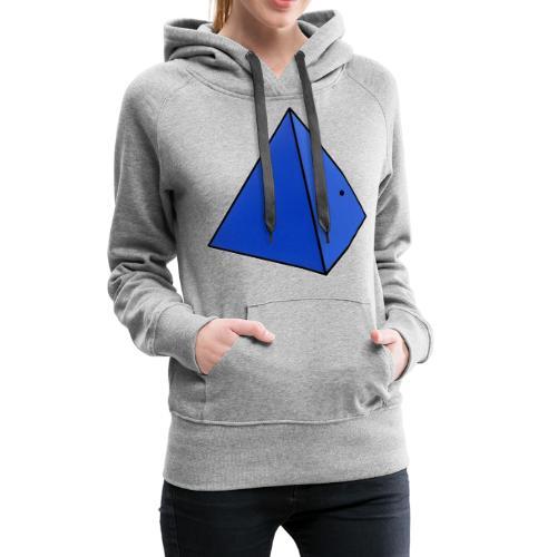 Piramid - Sweat-shirt à capuche Premium pour femmes
