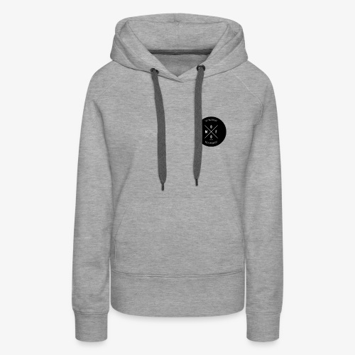 Mofo logo - Vrouwen Premium hoodie