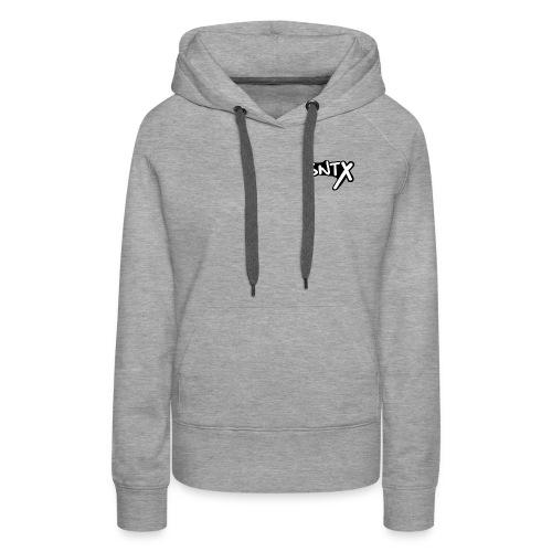 SNTX - Frauen Premium Hoodie