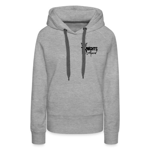 Tknights Aquod - Sweat-shirt à capuche Premium pour femmes