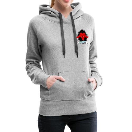 logo BONSIBOY1 - Vrouwen Premium hoodie