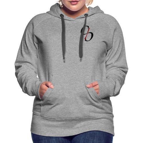 Skull Bear Designs Logo - Frauen Premium Hoodie