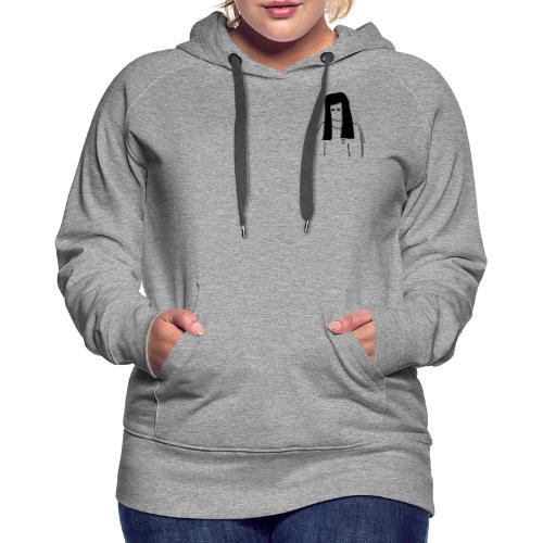 Girl - Women's Premium Hoodie