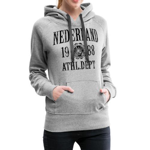 T-shirt Nederland - Vrouwen Premium hoodie