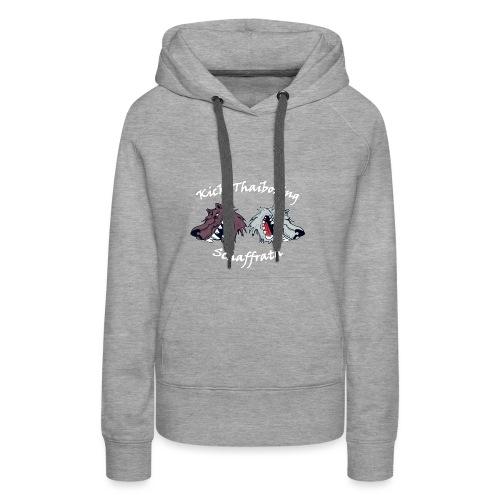 Logo-Kinder - Frauen Premium Hoodie