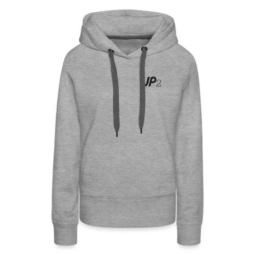 Regular Logo Hoodie - Women's Premium Hoodie