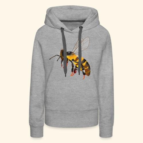 Honigbiene - Frauen Premium Hoodie
