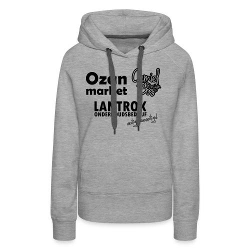 Ozan+Lantrok+CBD - Vrouwen Premium hoodie