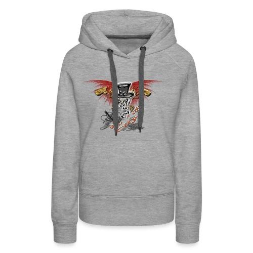 GunsnHofCityLogo - Frauen Premium Hoodie
