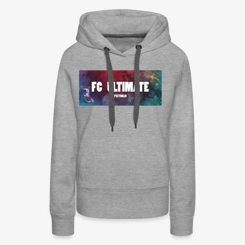 FC Ultimate, Peetholm - Dame Premium hættetrøje