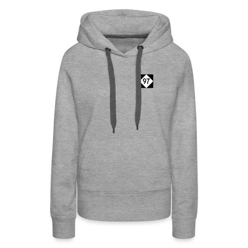 G97 - Frauen Premium Hoodie