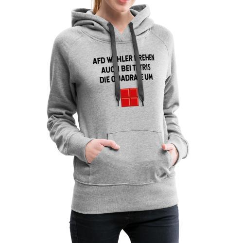 AFD Tetris - Frauen Premium Hoodie