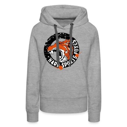 Hard Sports Foxes - Frauen Premium Hoodie