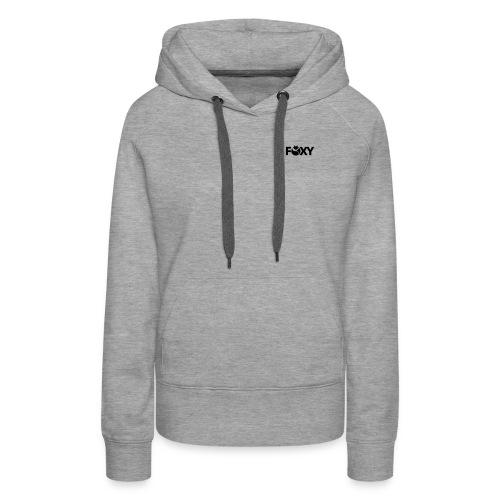 Foxy - Frauen Premium Hoodie