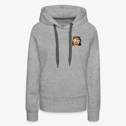 Dean's Memes Logo - Women's Premium Hoodie