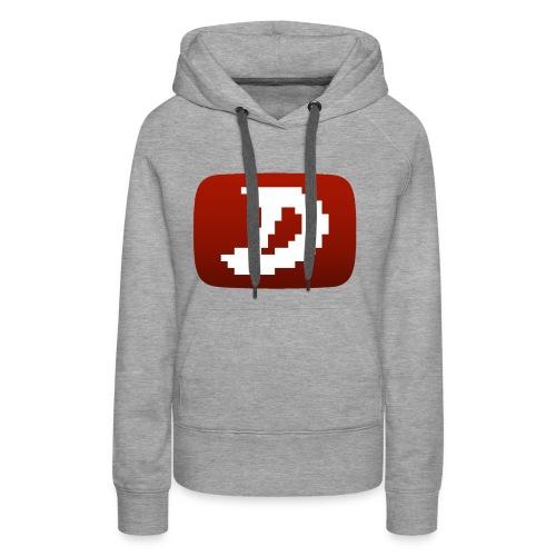 Darien Logo Design - Women's Premium Hoodie